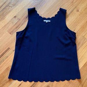 41 Hawthorn navy blue shirt size XL